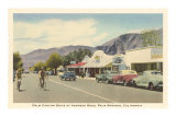 Andreas Road, Palm Springs, California Posters
