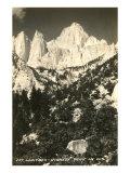 Mt. Whitney Print