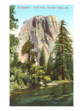 El Capitan, Yosemite Kunstdrucke