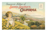Sunny Southern California Print
