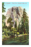 El Capitan, Yosemite Prints