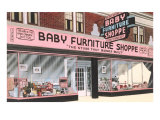 Baby Furniture Store Prints