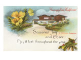 California Bungalow, Seasonal Joy Prints