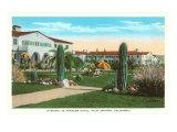 El Mirador, Palm Springs, Californie Posters
