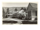 Hotel Wawona, Yosemite Prints