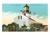 Point Pinos Lighthouse, Pacific Grove Prints