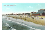 Ocean Front, Redondo Beach Prints
