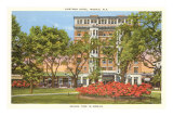 Cawthon Hotel, Mobile, Alabama Prints