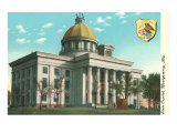 State Capitol, Montgomery, Alabama, Prints