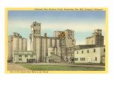 Grain Mills, Stuttgart, Arkansas Posters