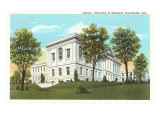 University, Fayetteville, Arkansas Prints