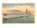 Cochrane Bridge, Mobile, Alabama Art