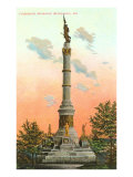 Confederate Monument, Montgomery, Alabama Prints