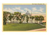 State Capitol, Montgomery, Alabama Print