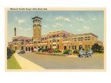 Train Depot, Little Rock, Arkansas Prints