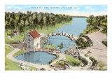 Pugh's Mill Park, Little Rock, Arkansas Art