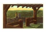 Ozark Mountains, Arkansas Prints