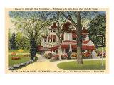 Avalon Hotel, Hot Springs, Arkansas Prints