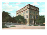 Masonic Temple, Montgomery, Alabama Prints