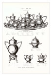Silver Tea Sets Prints