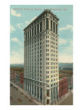 Bank, Birmingham, Alabama Prints