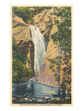 Tahquitz Waterfall, Palm Springs Poster