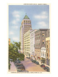 St. Joseph Street, Mobile, Alabama Prints