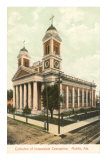 Church, Mobile, Alabama Posters
