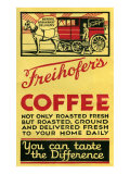 Freihofer's Coffee Prints