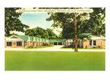 Arkadelphia Court Hotel, Arkansas Prints
