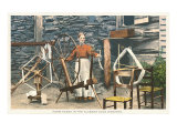 Spinning Wheel Posters