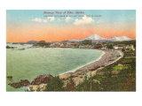 Sitka Alaska Coast Posters