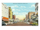 Noble Street, Anniston, Alabama Prints