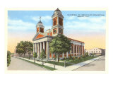 Church in Mobile, Alabama Prints