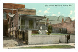 Old House, Mobile, Alabama Prints