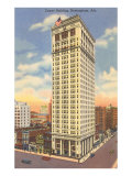 Comer Building, Birmingham, Alabama Poster