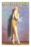 Art Deco Dancer Photo