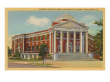 University, Tuscaloosa, Alabama Print