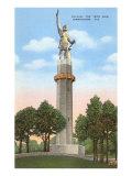 Vulcan Statue, Birmingham, Alabama Prints