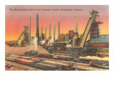 Ironworks, Birmingham, Alabama Posters