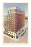 Hotel Ben Mcgehee, Little Rock, Arkansas Poster