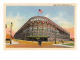 Ebbets Field, Brooklyn, New York Prints