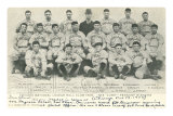 Chicago Cubs, 1906 Affiches