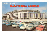 Home of the California Angels Posters