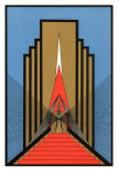 Geometric Art Deco Prints
