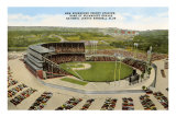 Milwaukee Stadium, Wisconsin Prints