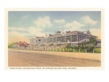Oaklawn Racetrack, Hot Springs, Arkansas Kunstdrucke