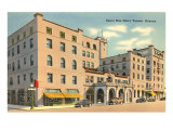 Santa Rita Hotel, Tucson, Arizona Prints