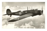 Vickers Wellesley Bomber Print