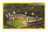 Forbes Field, Pittsburgh, Pennsylvania Affiches